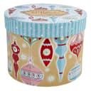 Коробка подарочная «Стеклянные сосульки» 18x14 см