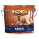 Антисептик Текстурол Классик матовый палисандр 3 л