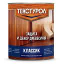 Антисептик Текстурол Классик матовый рябина 1 л