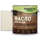 Масло для пола цвет белый 2.7 л