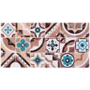 Панно настенное «Дюна» 2 тип 2 60x30 см