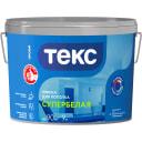 Краска для потолков Текс «Профи» цвет белый 9 л