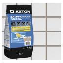 Затирка цементная Axton А.100 2 кг цвет серый