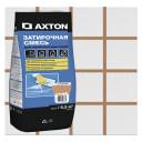 Затирка цементная Axton А.330 2 кг цвет тёмно-бежевый