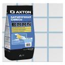 Затирка цементная Axton А.500 2 кг цвет голубой