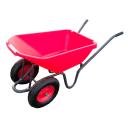 Тачка садовая 250 кг/100 л