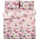 Комплект постельного белья Apple двуспальный бязь цвет розовый