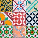 Стеновая панель «Марокко», 240х0.6х60 см, ДСП, цвет разноцветный