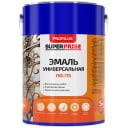 Эмаль Superprice матовая цвет оранжевый, 5 кг