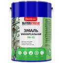 Эмаль Superprice матовая цвет светло-зелёный, 5 кг