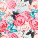 Бумага упаковочная «Майские розы» 100x70 см