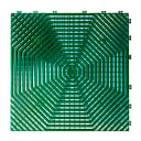 Плитка садовая Helex зеленая, 6 шт