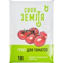 Грунт Своя Земля для томатов 10 л
