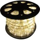 Электрогирлянда наружная «Дюралайт» 26 м 24 LED/м тёплый белый