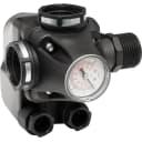 Реле давления Italtecnica РМ/5-3W со встроенным манометром