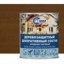 Антисептик Умный ремонт матовый орех 0.8 л