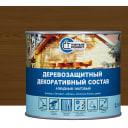 Антисептик Умный ремонт матовый орех 2.5 л
