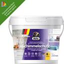Краска для стен и потолков Schimmelchutz база 3 цвет белый 0.25 л