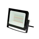 Прожектор светодиодный уличный SMD Uniel ULF-F60 30 Вт IP65 с пультом ДУ, цвет чёрный, свет RGB