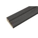 Комплект дверной коробки 2070x70x26 мм, цвет тёрнер серый