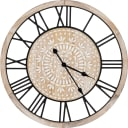 Часы настенные цвет бежевый 67 см
