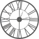 Часы настенные «Винтаж» цвет серый 70 см