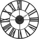 Часы настенные цвет черный 36,5 см