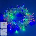 Электрогирлянда комнатная Uniel «Нить» 10 м 90 LED мультисвет