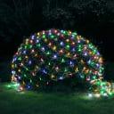 Электрогирлянда наружная Balance «Сеть» 1.2 м 144 LED мультисвет IP44