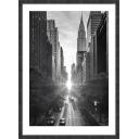 """Картина в раме """"Нью Йорк"""" 50х70 см"""