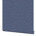 Обои флизелиновые Home Color Wonderful синие 1.06 м HC71536-56