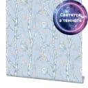 Обои флизелиновые Home Color Wonderful синие 1.06 м HC71534-16