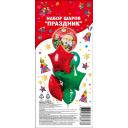 Набор надувных шаров «Праздник» 4 шт
