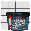 Затирка эпоксидная Starlike Evo S.140 цвет чёрный Nero Grafite 2 кг