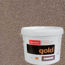Штукатурка декоративная мраморная Bayramix Gold Mineral GR 019 15 кг цвет коричневый перламутр