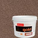 Штукатурка декоративная мраморная Bayramix Gold Mineral GR 099 15 кг цвет коричнево-рыжий перламутр