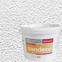Краска фактурная Bayramix Sandeco 15 кг цвет белый