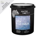 Венецианская штукатурка Maitre Deco «Stuc à la Chaux» известковая 2.5 кг