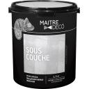 Грунт-краска для декоративных покрытий Maitre Deco «Sous-Couche» 1.5 кг