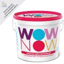 Краска для потолков Wow Now цвет белый 5 л