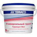 Грунтовка универсальная Terraco Террагрунт Maxi 5 кг