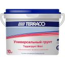Грунтовка универсальная Terraco Террагрунт Maxi 10 кг