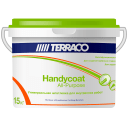 Шпатлёвка универсальная Terraco Handycoat All-Purpose 15 кг