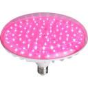 Фитолампа светодиодная E27 220-240 В 60 Вт 600 лм, фиолетовый свет