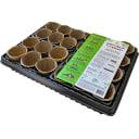 Набор горшков для рассады ГазонCity «Цветочный урожай»