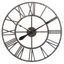 Часы настенные Atmosphera Vintage ø63.5 см, цвет серый