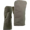 Перчатки хлопчатобумажные утеплённые на ватине, размер 2