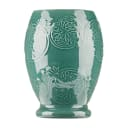 Стакан для зубных щёток Moroshka Fairytale керамика цвет зелёный