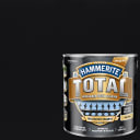 Краска по ржавчине Hammerite Total цвет чёрный матовый 2.2 л