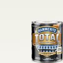 Краска по ржавчине Hammerite Total цвет белый матовый 0.75 л